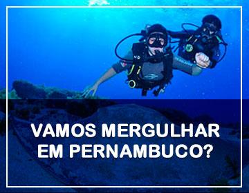 Mergulho em Recife